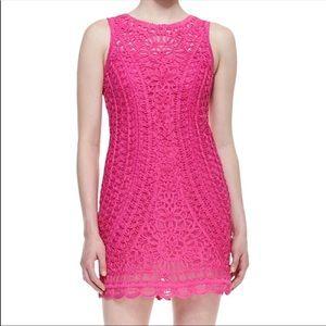 Yoana Baraschi | Edwardian Web Lace Sheath Dress